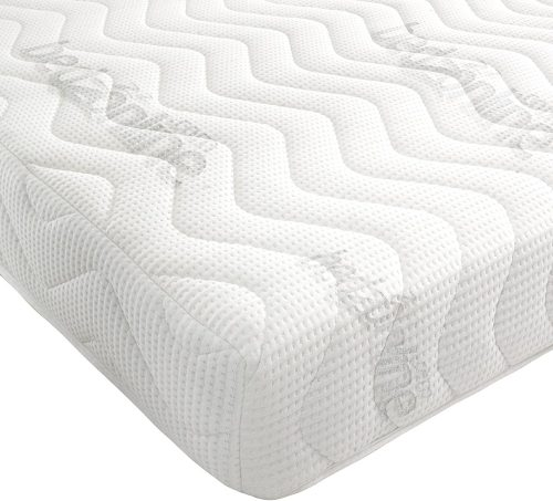 8. Bedzonline 7-Zone Memory Foam Rolled Mattress - Super King Sized Mattresses