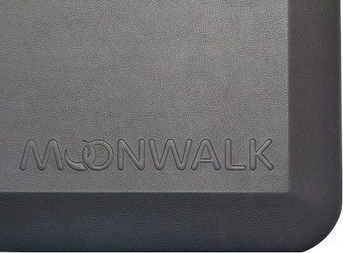 2. Moonwalk Enhanced Anti Fatigue Standing Desk Mat