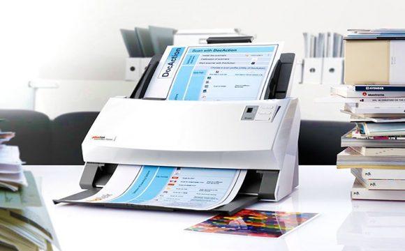 high speed scanner