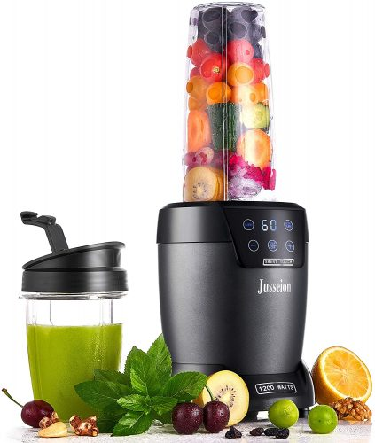Personal Blender, Touch Screen with Digital Timer