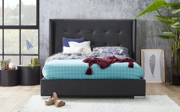 Leather Bed Frames