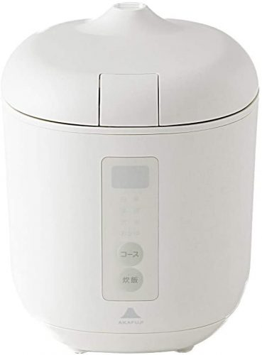 4. SHINMEI Kitchen Soft Steam Rice Small Rice Cooker