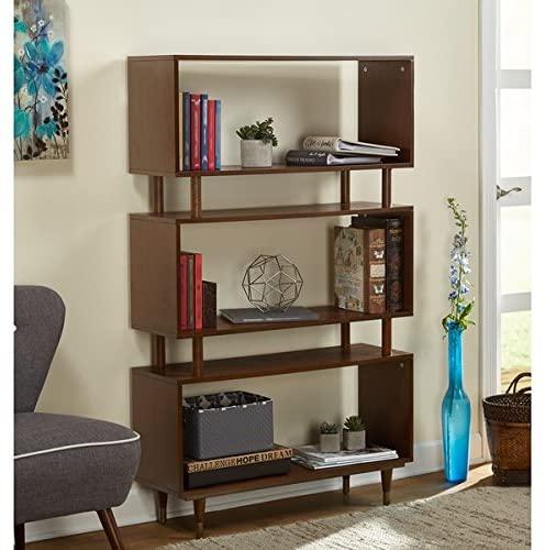 4. Margo mid- Century Bookshelf
