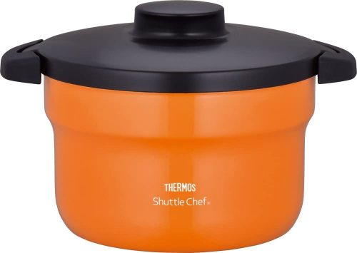 "2. THERMOS Vacuum Warm Cooker""Shuttle Chef"""