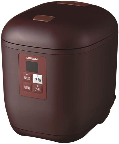 7. KOIZUMI Microcomputer Rice Cooker