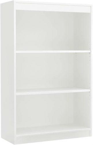5. South Shore Axess 3-Shelf Bookcase
