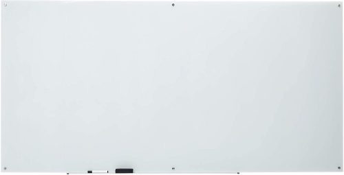 1. AmazonBasics Glass Dry-Erase Board