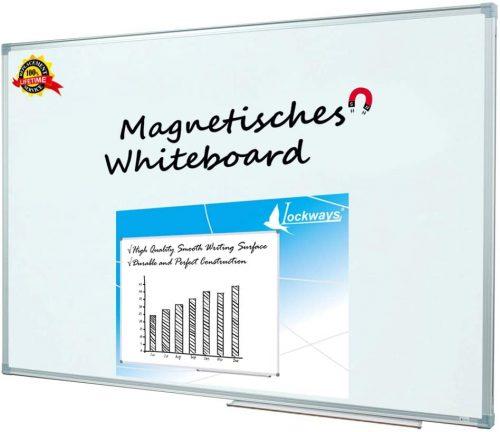 10. Lockways Magnetic Dry Erase Board
