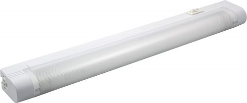 9. GE Slimline 14in. Fluorescent Light Fixture