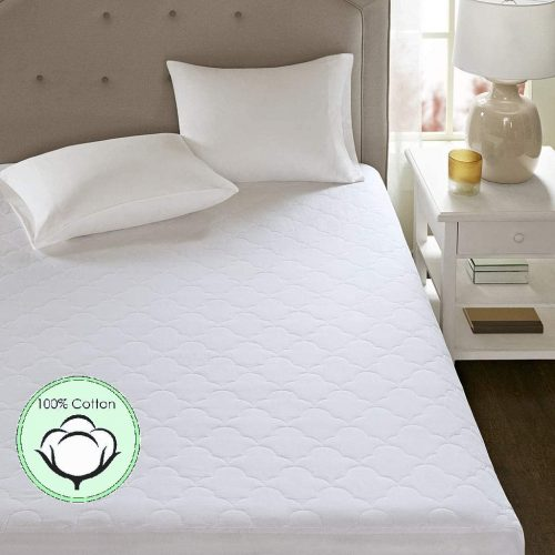7. Sleep Philosophy All Natural Cotton Percale Quilted Mattress