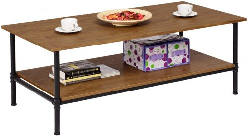 10. Giantex Coffee Table