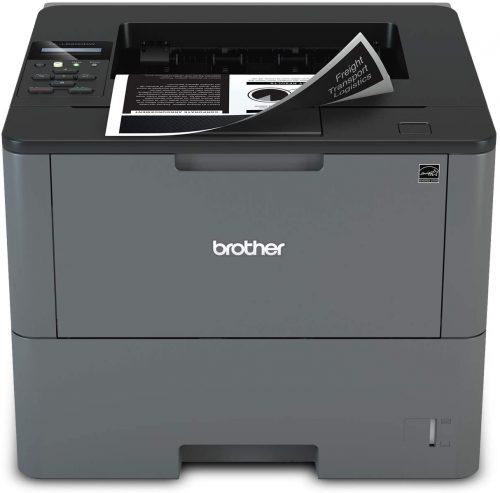 8. Brother Monochrome Laser Printer - Duplex Printing