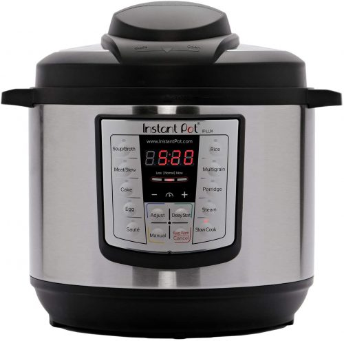 6. Instant Pot Lux 6-in-1 Electric Pressure Cooker