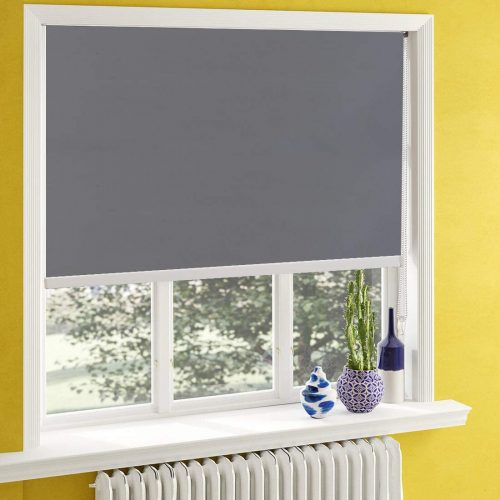 Keego Window Shades Black Out for Bedroom Room