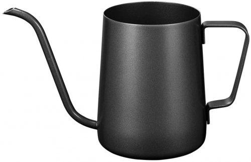 10. Pour Over Kettle Gooseneck Long Narrow Drip Spout Coffee Tea Pot