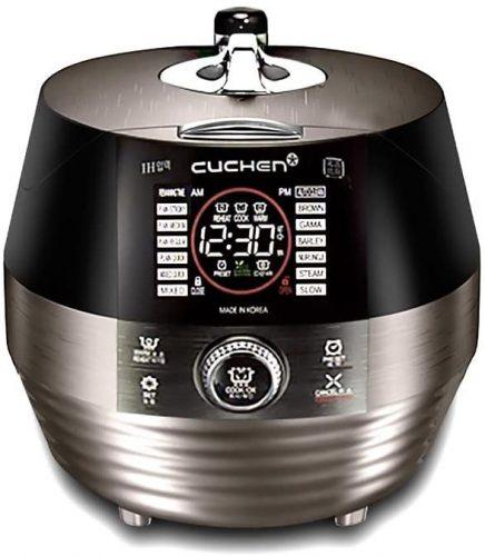 1. CUCHEN 3D IH Pressure Rice Cooker