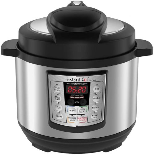 4. Instant Pot Lux Min 6-In-1 Rice Cooker