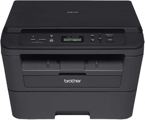 9. Brother Compact Monochrome Laser Printer