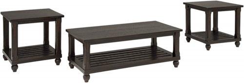 4. Mallacar Contemporary Table set