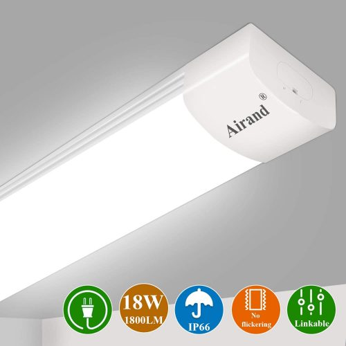 5. Airand 5000K LED Ceiling Light Fixture