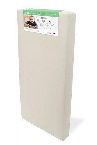 9. Colgate Eco Classica III Dual Firmness Crib Mattress