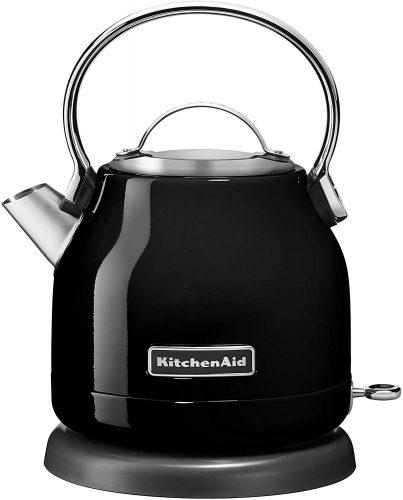 2. KitchenAid KEK1222OB 1.25-Liter Electric Kettle - Stainless Steel Kettle