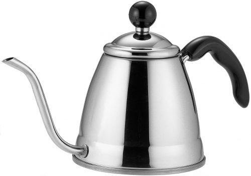 8. Fino Pour Over Coffee Kettle, 18/8 Stainless Steel