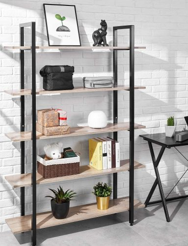 2. Bookshelf 5-Tier