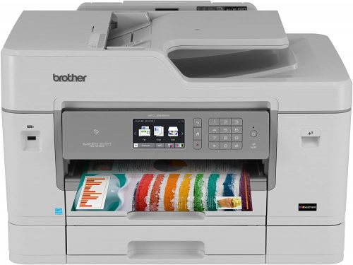2. Brother MFC-J6935DW Inkjet All-in-One Color Printer - Duplex Printing