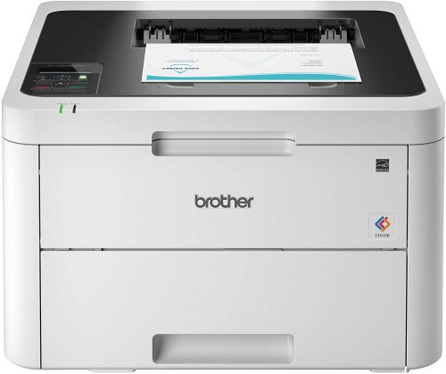 5. Brother HL-L3230CDW Compact Digital Color Printer - Duplex Printing