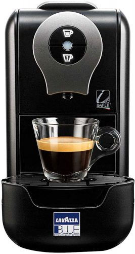 6. Lavazza Blue Single Serve Espresso Machine