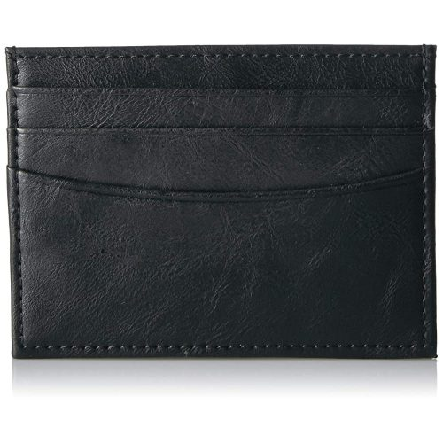 Amazon Essentials Men's Slim RFID Blocking Card | Slim Wallets For Men