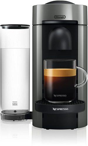 9. Nespresso by De'Longhi ENV150GY VertuoPlus Coffee