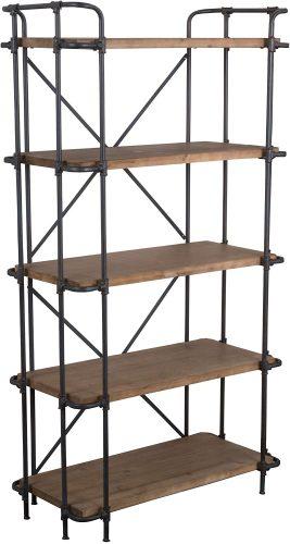 5. Christopher Knight Home 295968 Cobek 5-Shelf