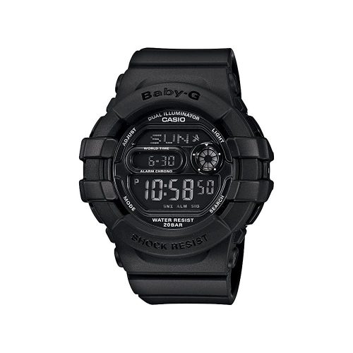 5. Casio Women's BGD140-1ACR Baby-G Shock-Resistant Multi-Function