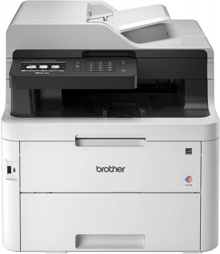 3. Brother MFC-L3750CDW Digital Color All-in-One Printer - Duplex Printing