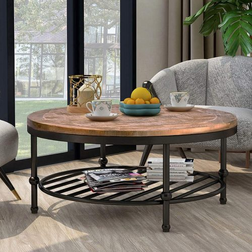 8. P Purlove Round Coffee Table