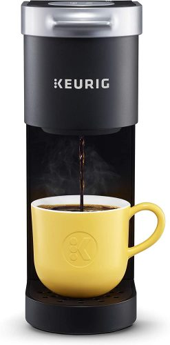 8. Keurig K-Mini Coffee Maker, Single-Serve K-Cup Pod
