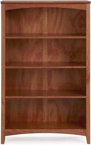 """10. Camaflexi Shaker Style Bookcase, 48"""""""