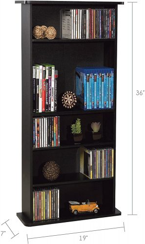 1. Atlantic Drawbridge Bookshelf