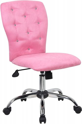 6. Boss Office Products Tiffany Modern Office Chair