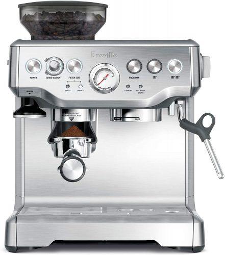 4. Breville the Barista Express Espresso Machine