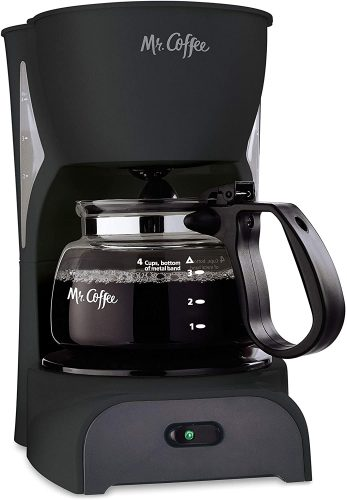 10. Mr. Coffee Simple Brew Coffee Maker