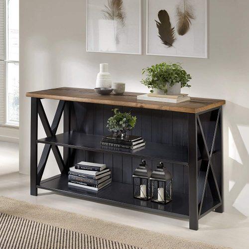 3. Walker Edison Furniture Company Modern Farmhouse