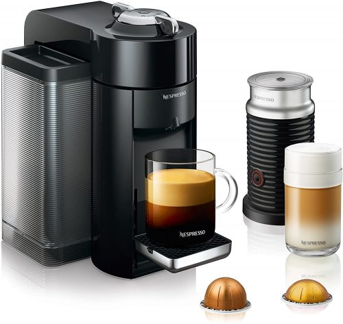 7. Nespresso by De'Longhi ENV135BAE Coffee and Espresso Machine