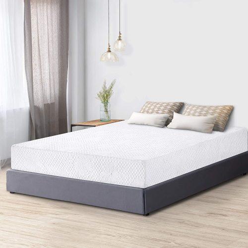 3. PrimaSleep Premium Cool Gel Multi Layered Memory Foam Bed Mattress