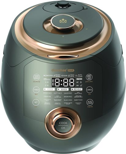 2. Dimchae Cook Induction Heating Pressure Rice Cooker