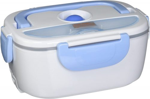 10. EBH-01 Electric Heating Lunch Box, Light Blue