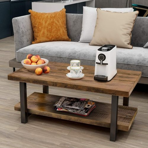 7. P Purlove Rectangle Coffee Table
