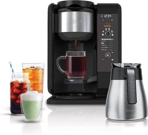 4. Ninja Hot and Cold Brewed System, Auto-iQ Tea